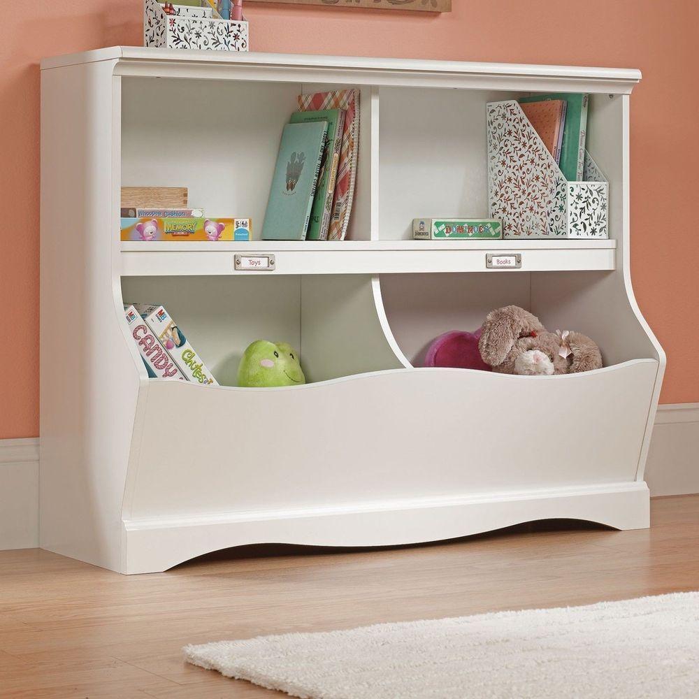 Best Kids Bedroom Bookcase Toy Storage Boys Girls Children 400 x 300