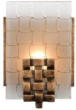 Varaluz Dreamweaver Bath Light   In. Blackened Copper   Hand Woven And  Forged Recycled Steel In A Blackened Copper Finish Makes This Varaluz  Dreamweaver ...