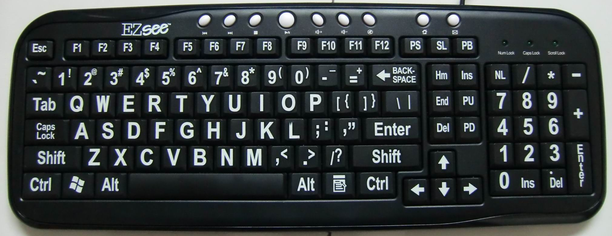 85ba3e065da keyboard - Google Search | W.D.4.B. – Input Devices | Pinterest. Large Key  ...