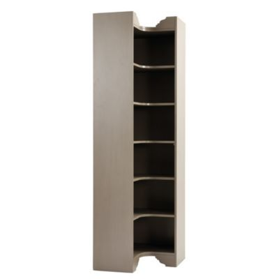 Our Sarah Storage Tower With Mirrored Door Offers The Luxury Of A Custom  Built In At A Fraction Of The Cost. Cabinet Is Solidly Crafted With  Matching Crown, ...