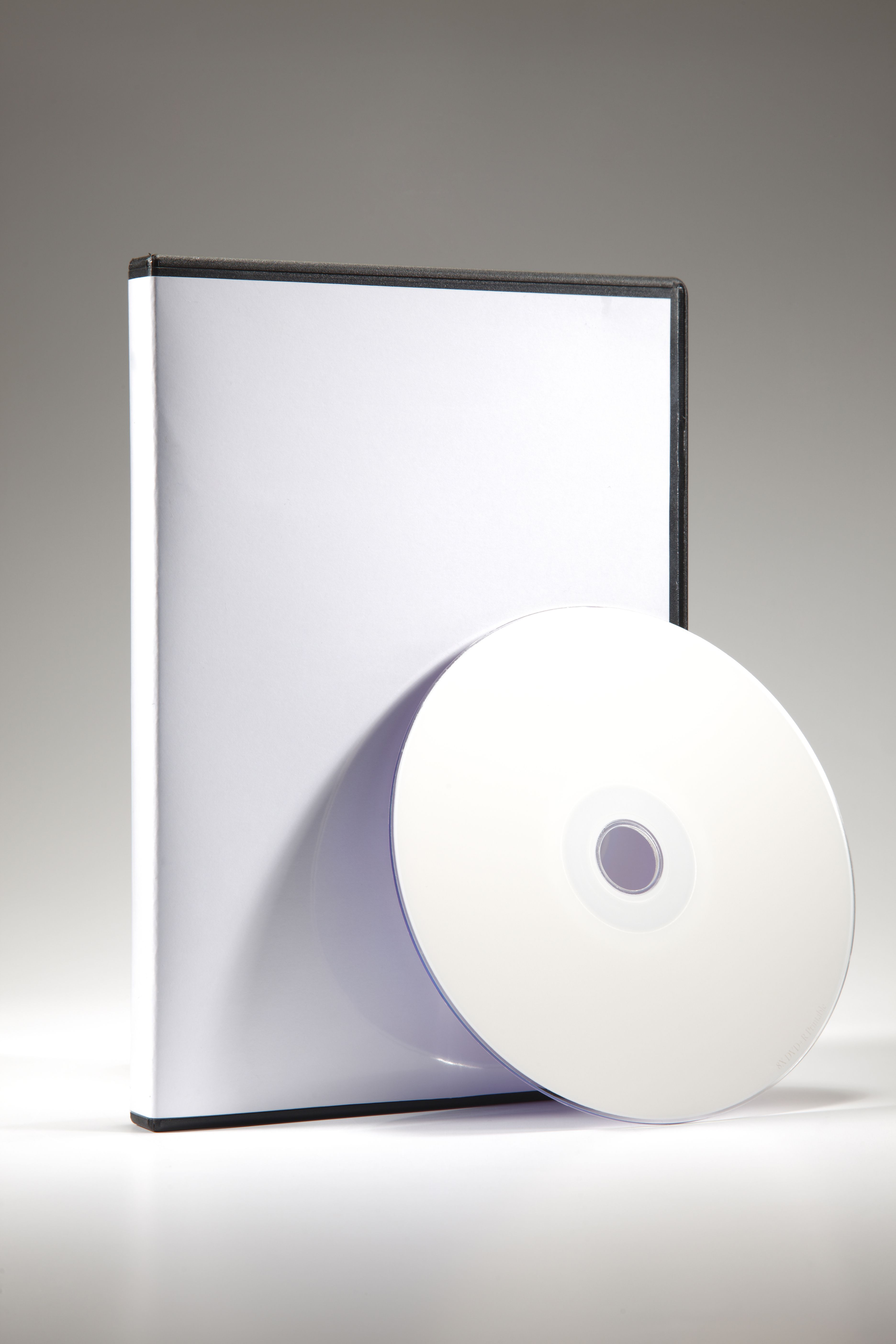 DVD Case and Disc | Mock up - blank packaging - templates ...