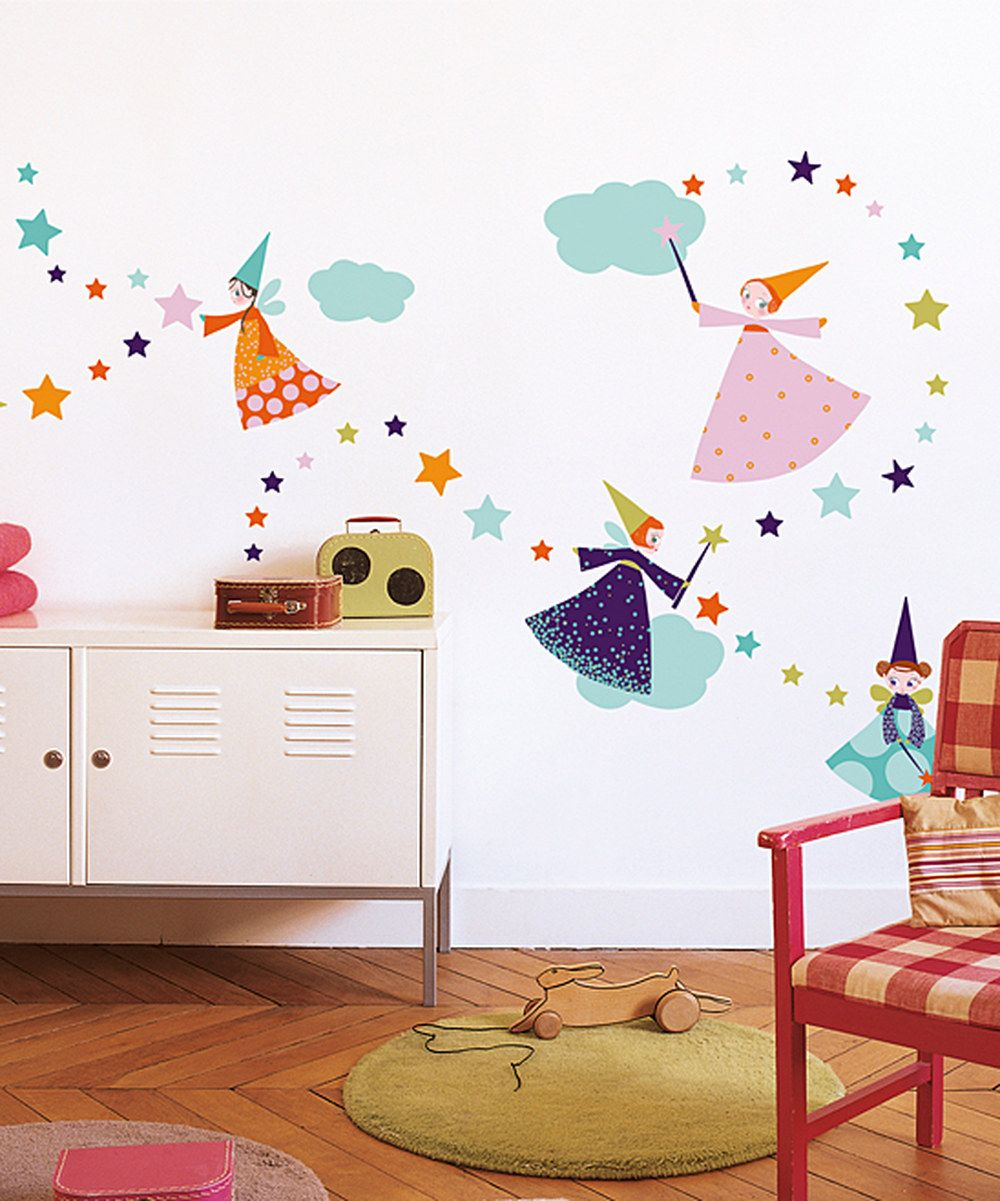 Look What I Found On Zulily Fairy Wall Decal Set By Nouvelles