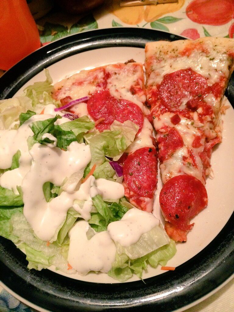 Pizza is life!!!❤️