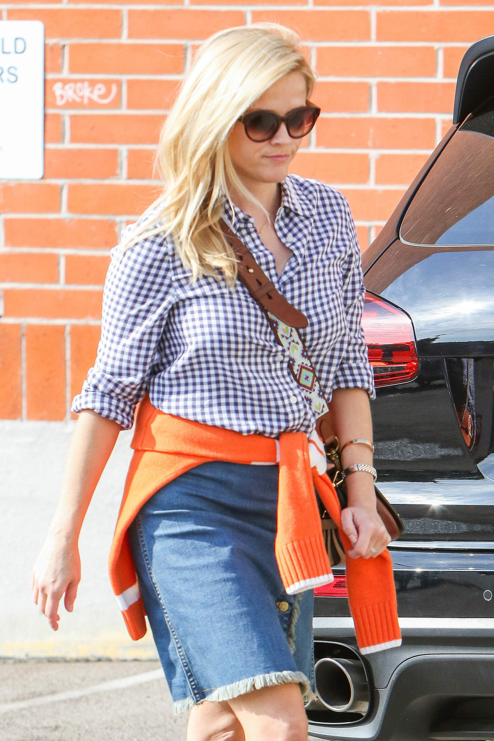 Reese Witherspoon in LA 10/24/16