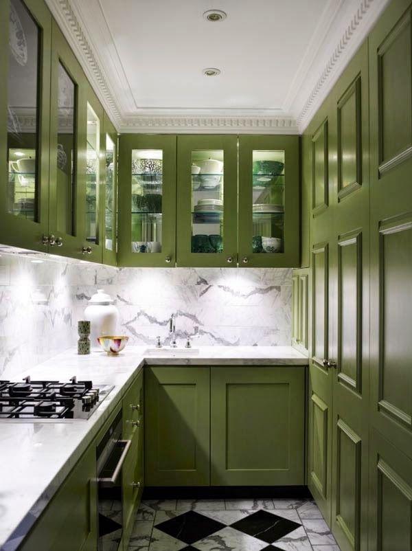 40 Desain Dapur Kecil Minimalis Sederhana Desainrumahnya Com