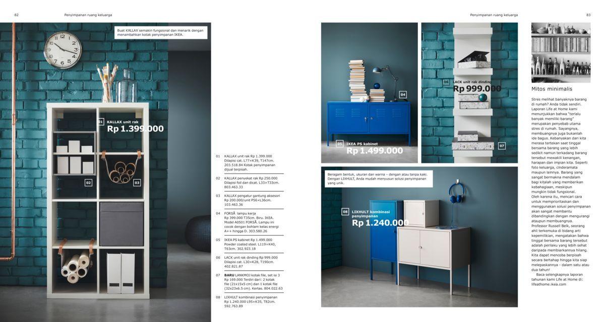 Penyimpanan Ruang Keluarga Ikea Catalogue 2019 Ruang Keluarga Penyimpanan Dekorasi Kamar