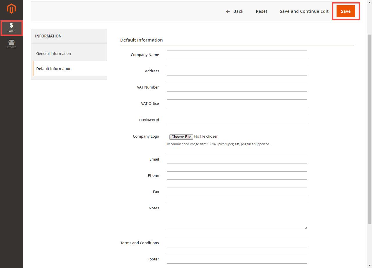 Magento 2 Pdf Invoice Magento Invoicing Template Design