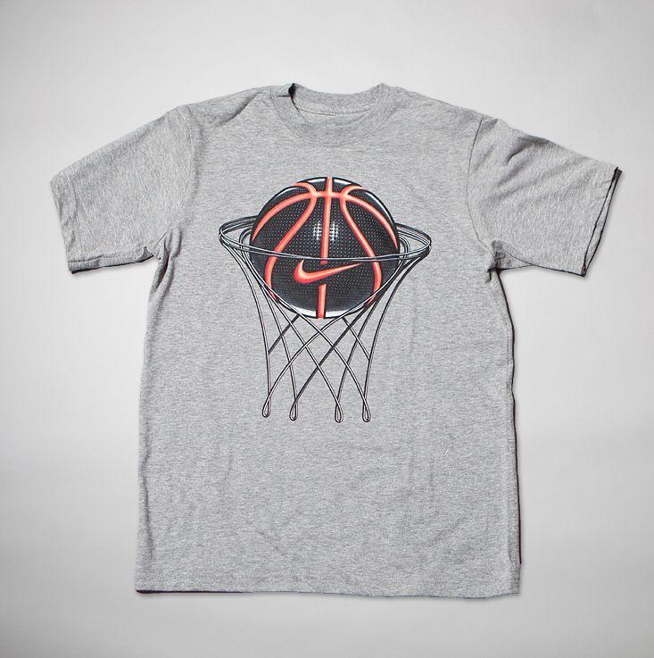 nike basketball t shirt designs