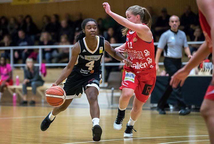 APSU Basketball Alumni Tiasha Gray signs multiyear pro
