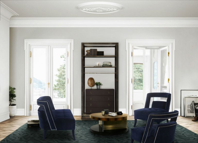 The Best Modern Chairs For Your Interior Design Projects  Modern Enchanting Best Living Room Design Decorating Design