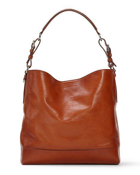 e06fd8a5bb2a ... shopping vachetta hobo bag ralph lauren hobos shoulder bags ralphlauren  0d62c 0c24b