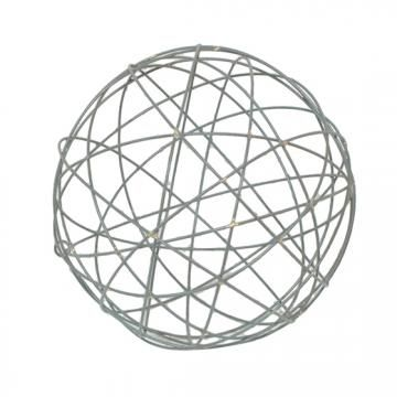 Metal Decorative Balls Custom Torre Metal Orb  Wire Ball  Metal Orb  Decorative Balls Design Ideas