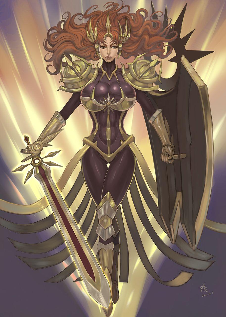Leona Build S Armor