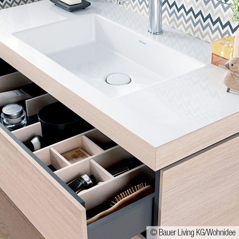 Duravit Vero Air Waschtisch Mit L Cube Waschtischunterschrank Mit