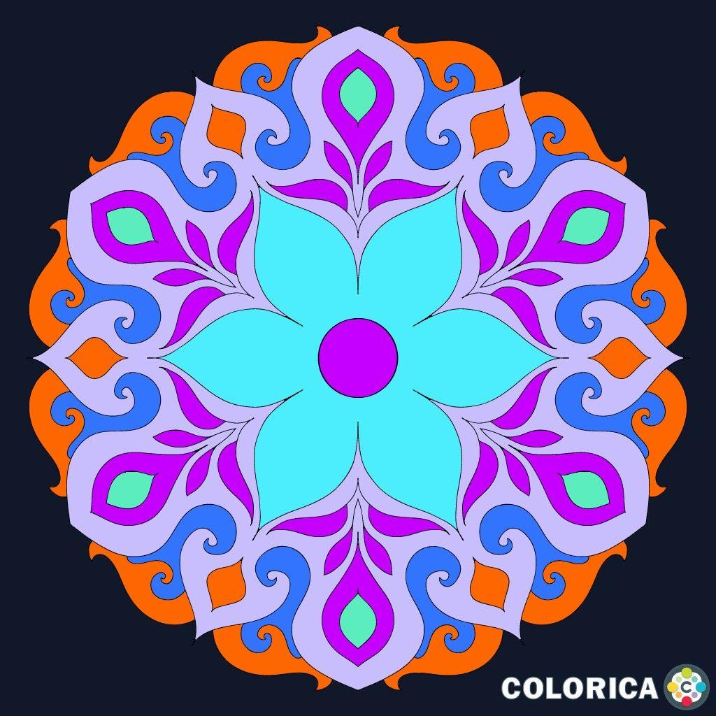 Pin by Theresa Quintero on my mandala creations Mandala