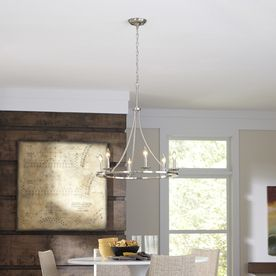 Product Image 2 Kitchen Lighting Fixtures Brushed Nickel