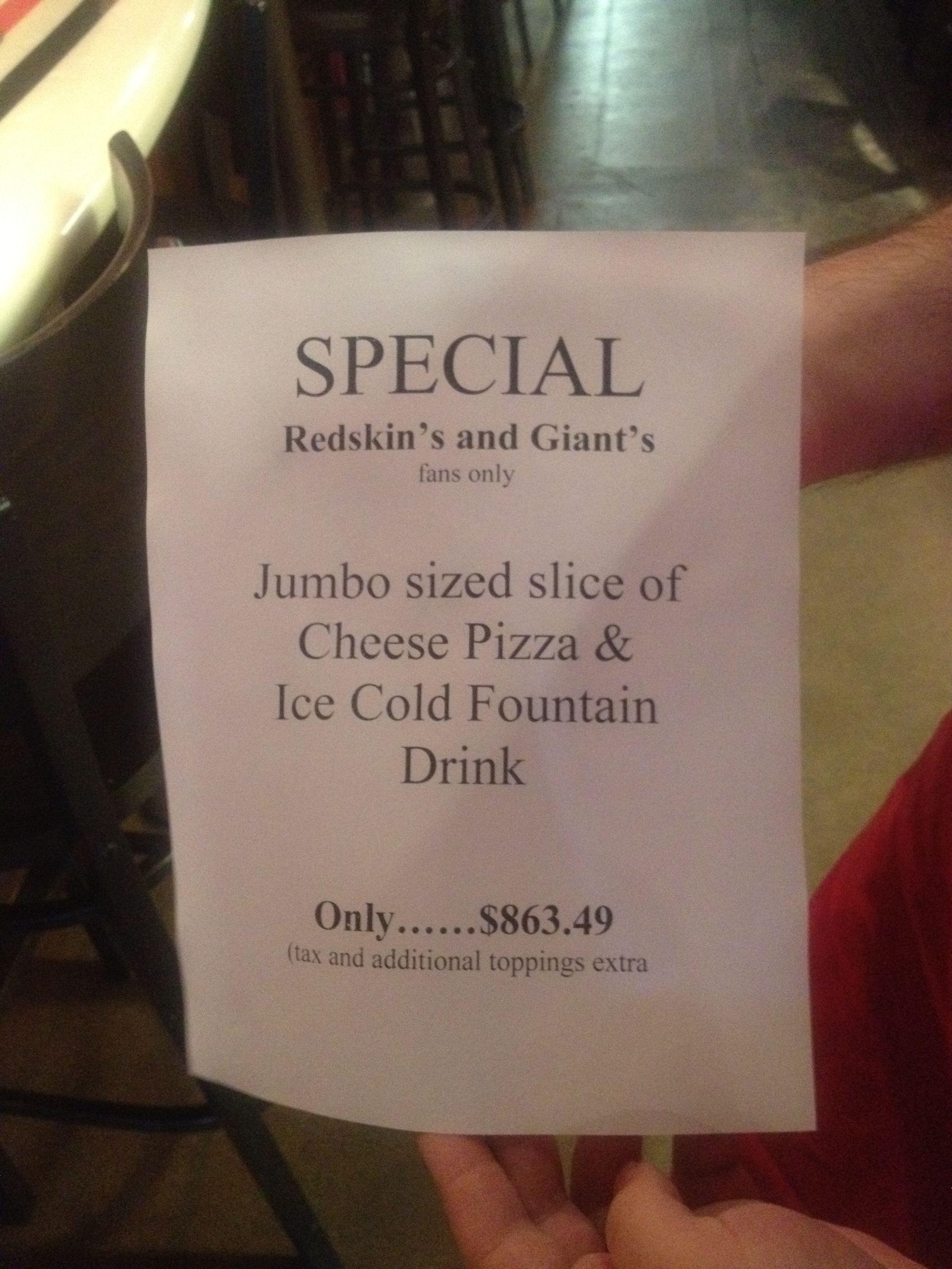 Pizzeria In Dallas Ff Said