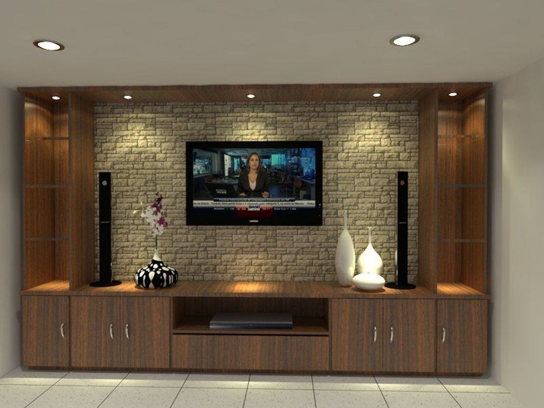 36 Amazing Tv Wall Design Ideas For Living Room Decor In 2020 Modern Tv Wall Units Tv Cabinet Design Tv Wall Design
