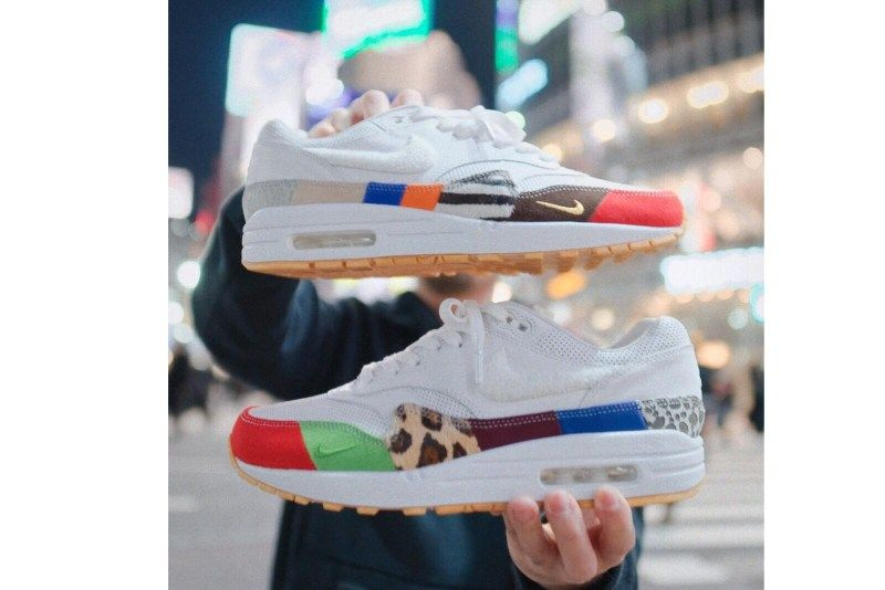 nike friends and family air max 1 master