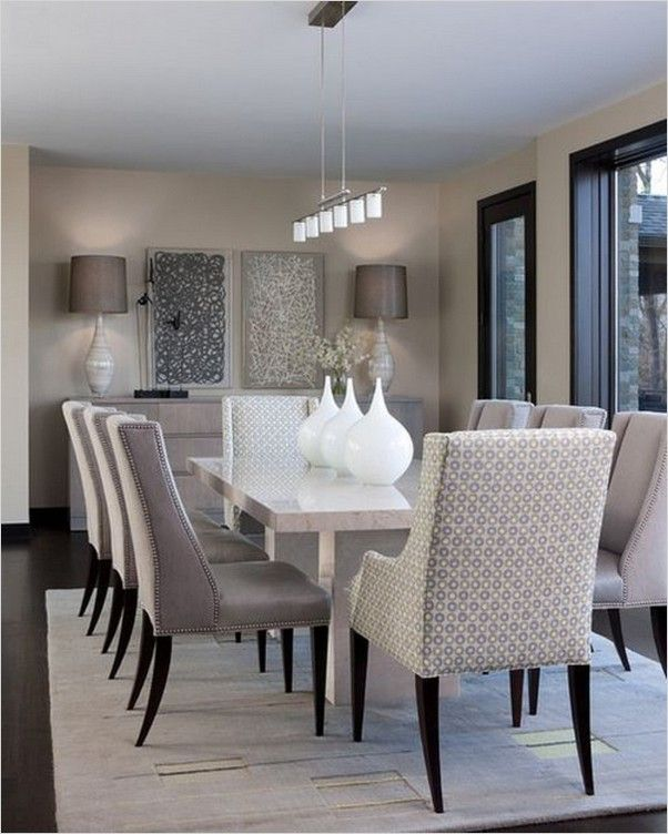 Dining Room Chairs For Sale In 2020 Classy Dining Room Elegant Dining Room Contemporary Dining Room Tables