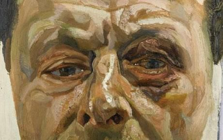 Self-Portrait with Black Eye 1978