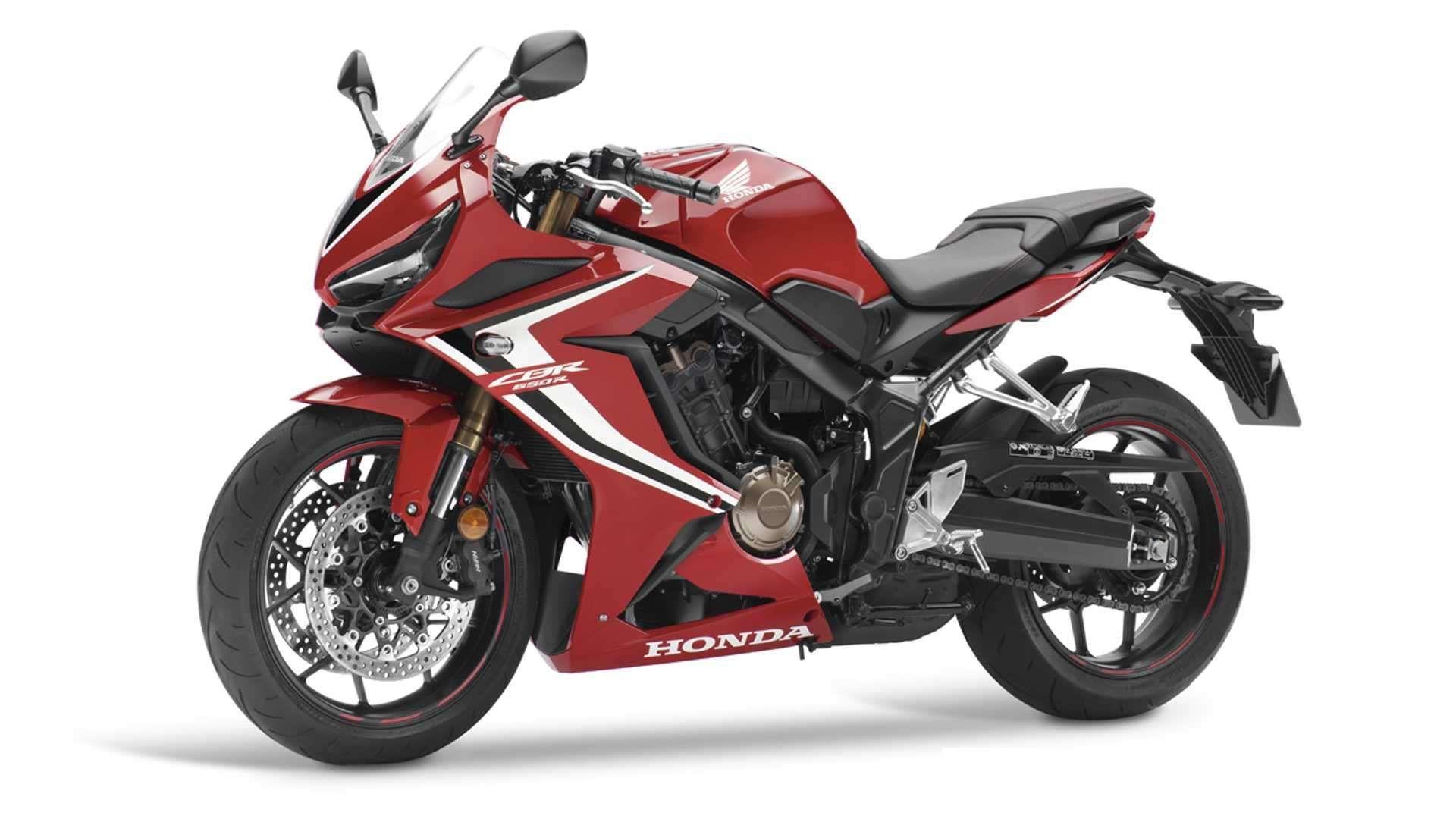 2019 Honda CBR650R Motor