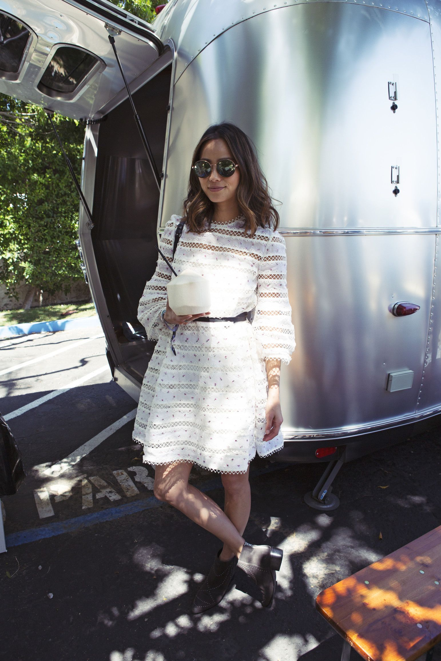 Coachella Street Style 2016: The Best Festival Fashion  - Coachella Street Style-Wmag