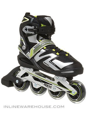 Roces Skin Inline Fitness Skates Mens 2013 Beginner To Intermediate Level Inline Skating Skate Roller Skating