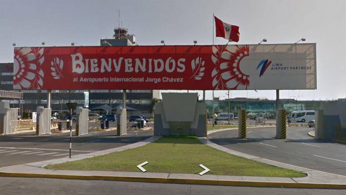 Lim Jorge Chavez International Airport Lima Callao Peru