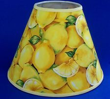 Lemons lampshade lemon fruit lamp shade a league of lemon lime lemons lampshade lemon fruit lamp shade mozeypictures Image collections