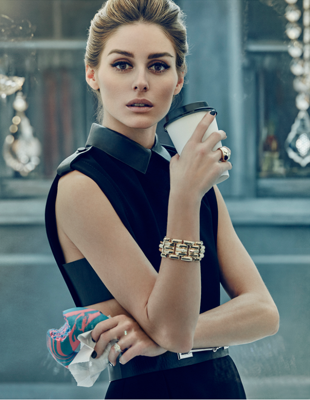 See Olivia Palermo Transform Into Holly Golightly | WhoWhatWear
