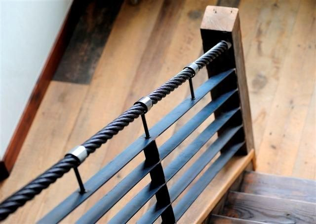 Best Chair Lift Cable As Hand Rail With Beetle K*Ll Pine Wood 400 x 300