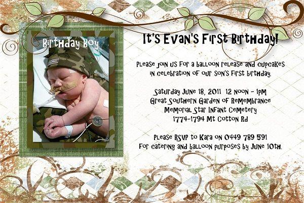 Survivor Birthday Party Invitations Ideas For Evan