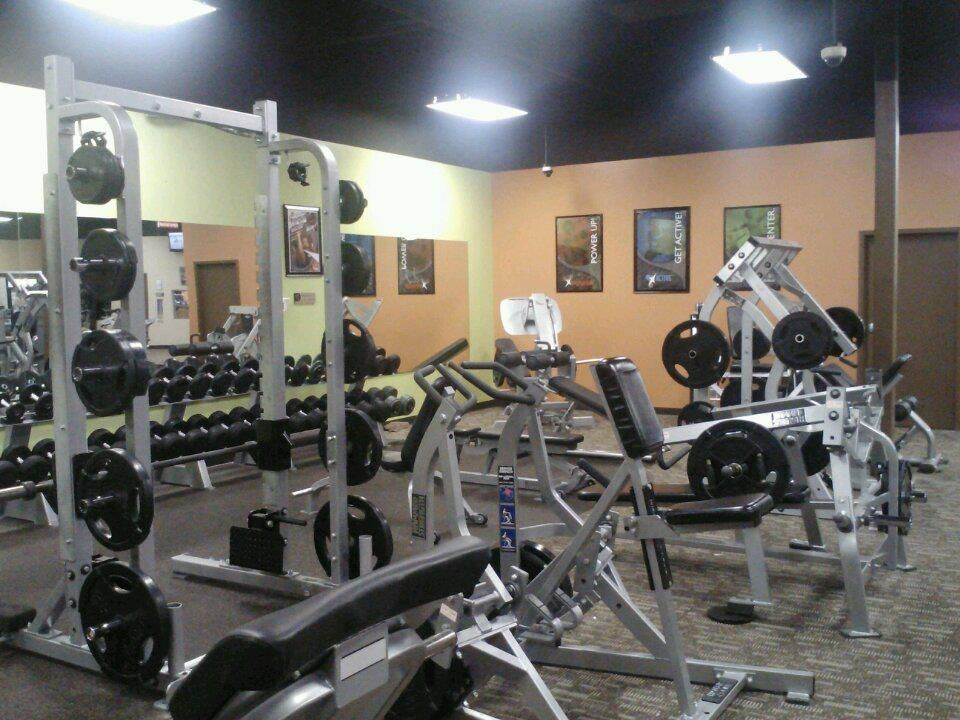 Plate Loaded Equipment Anytime Fitness Dacula Hamilton