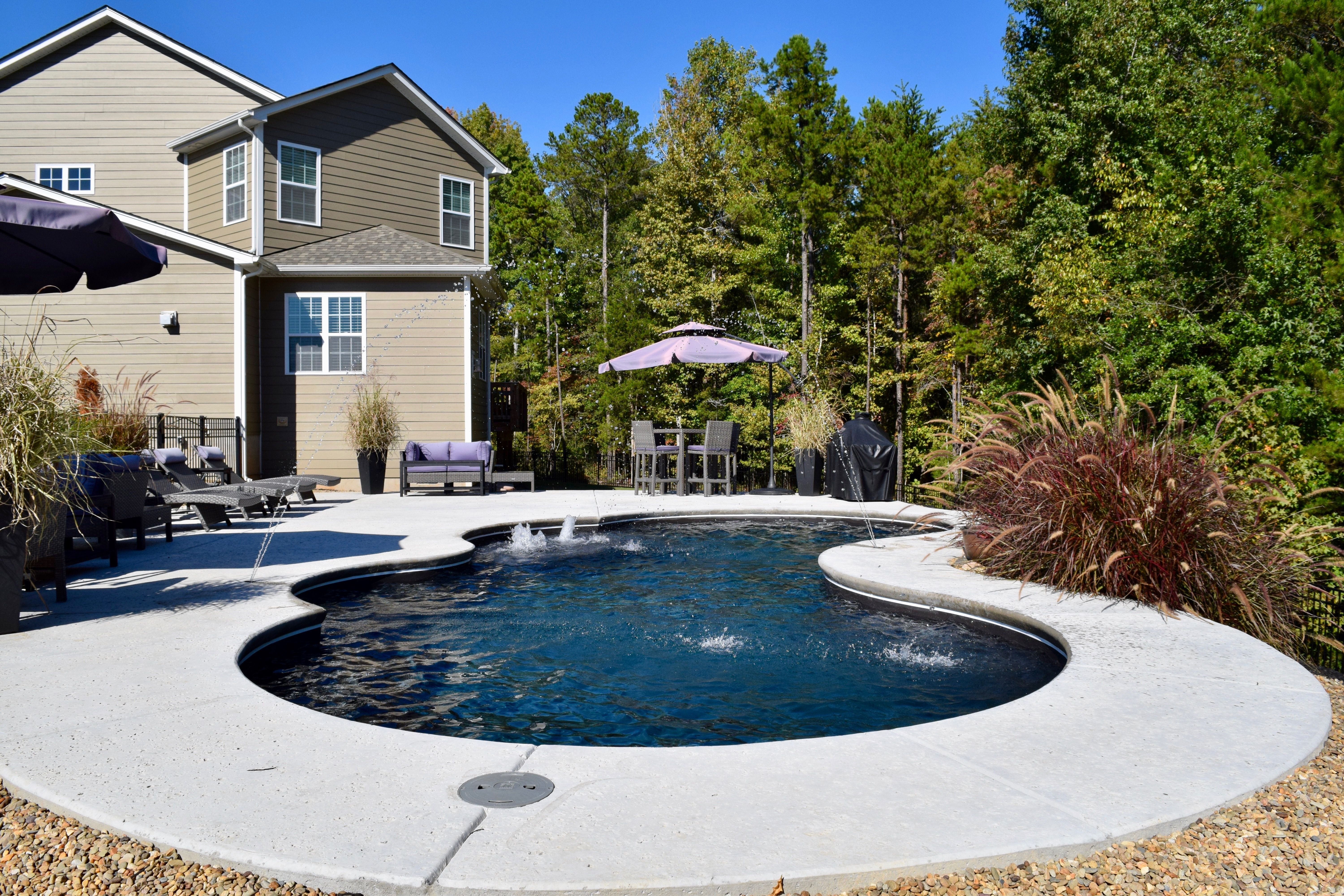 Choosing The Best Inground Pool For You The Features And