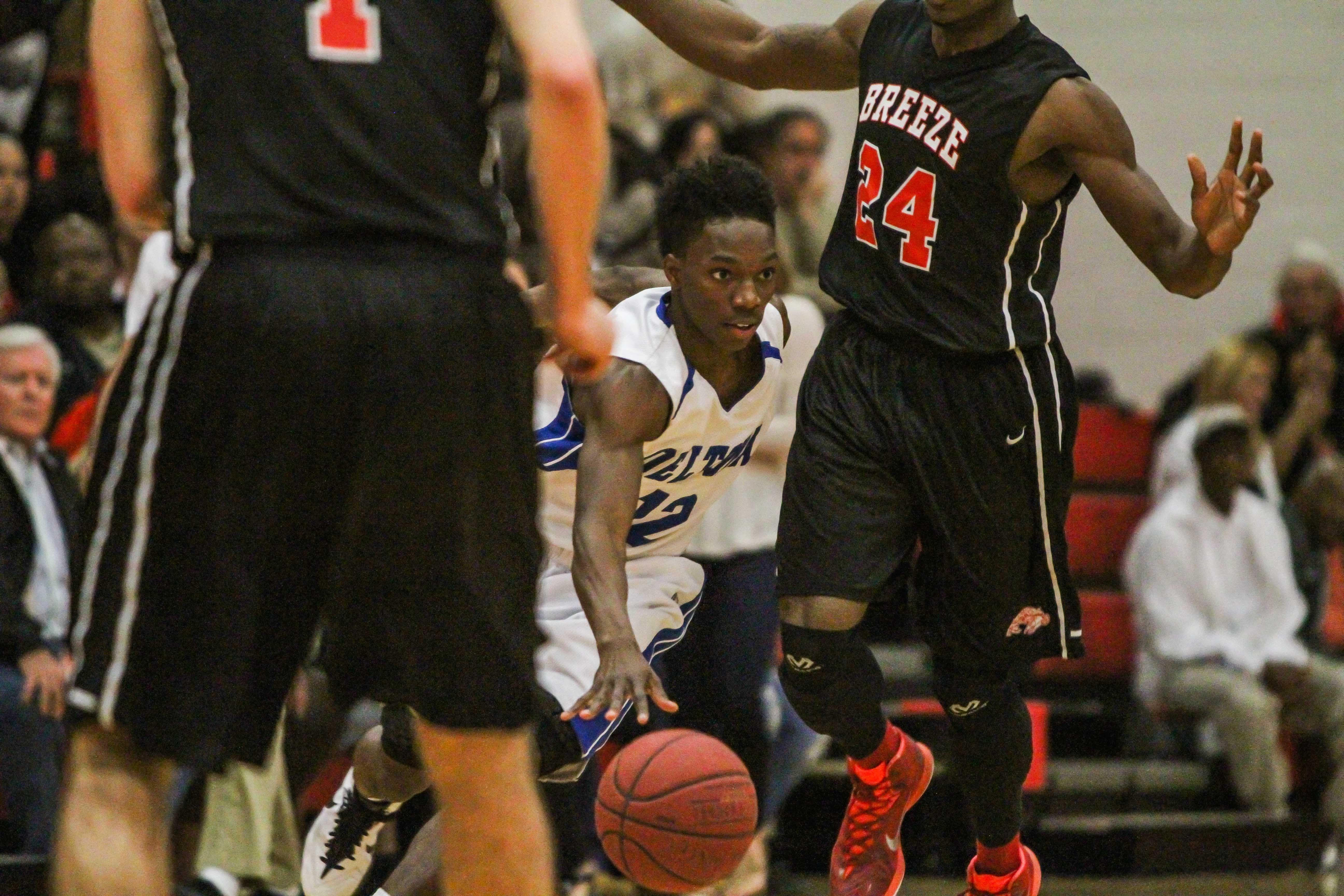 Deltona's Torrey Mayo. High school basketball, Daytona