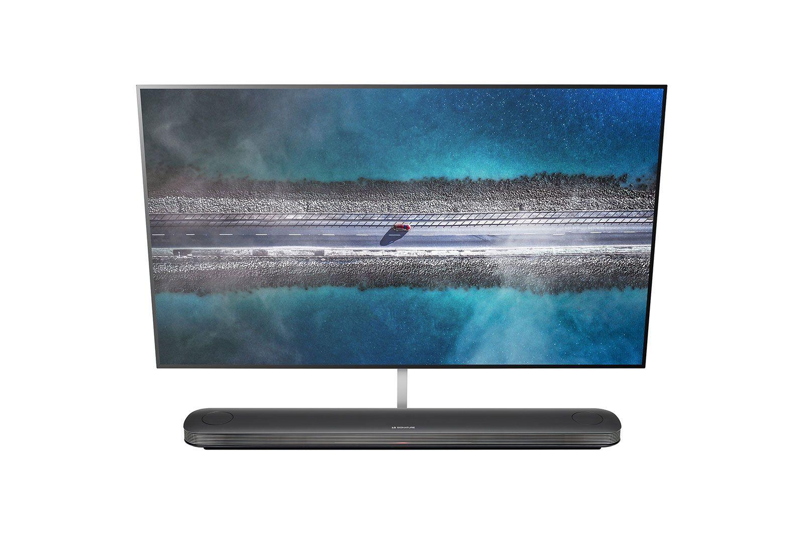 Lg Oled65w9pua Signature W9 Wallpaper 65 Inch Class 4k Smart Oled Tv W Ai Thinq 64 5 Diag Lg Usa Oled Tv Lg Oled Lg Usa