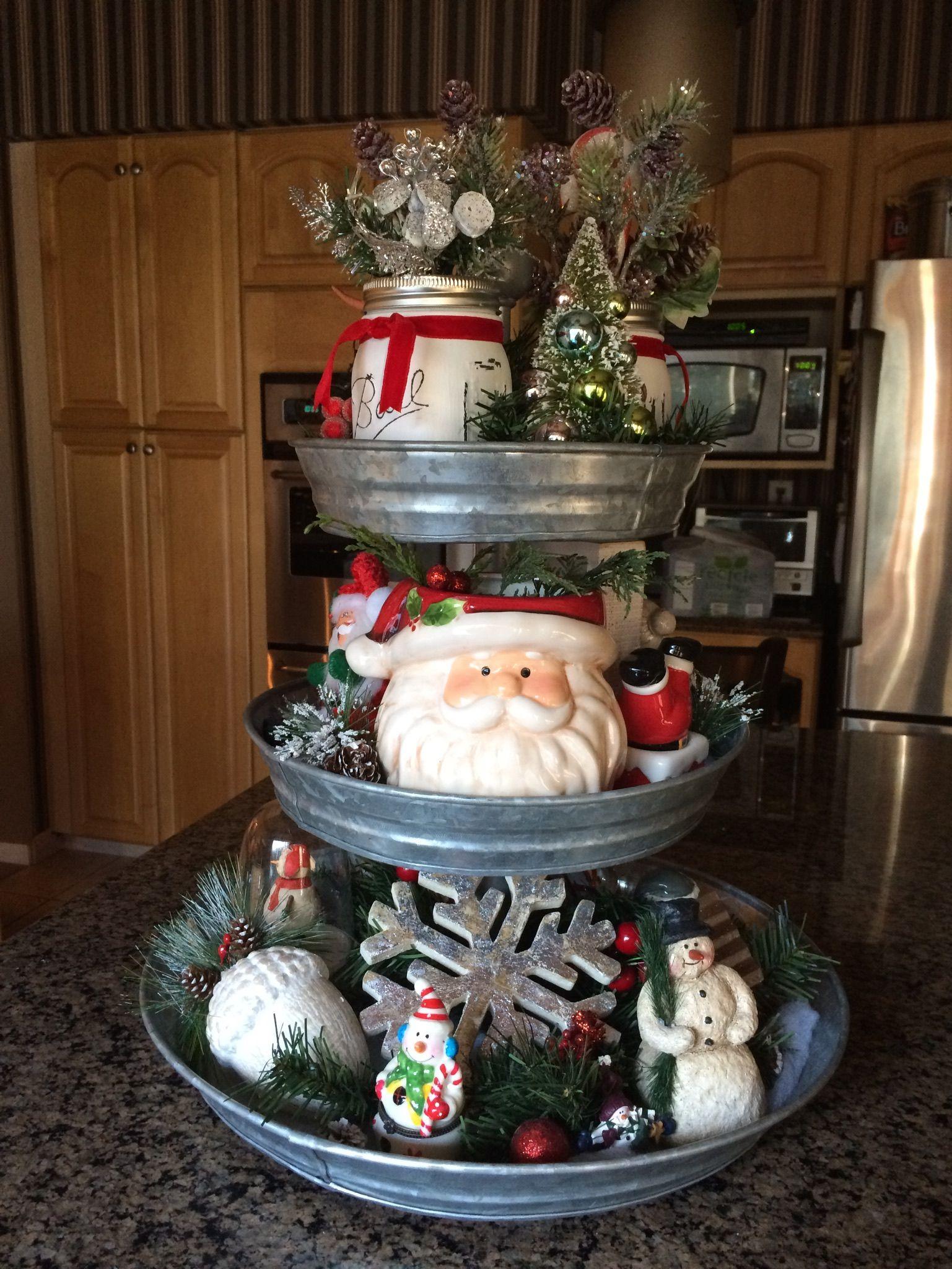 Christmas | Christmas Crafts/Decorations | Pinterest | Etageren ...