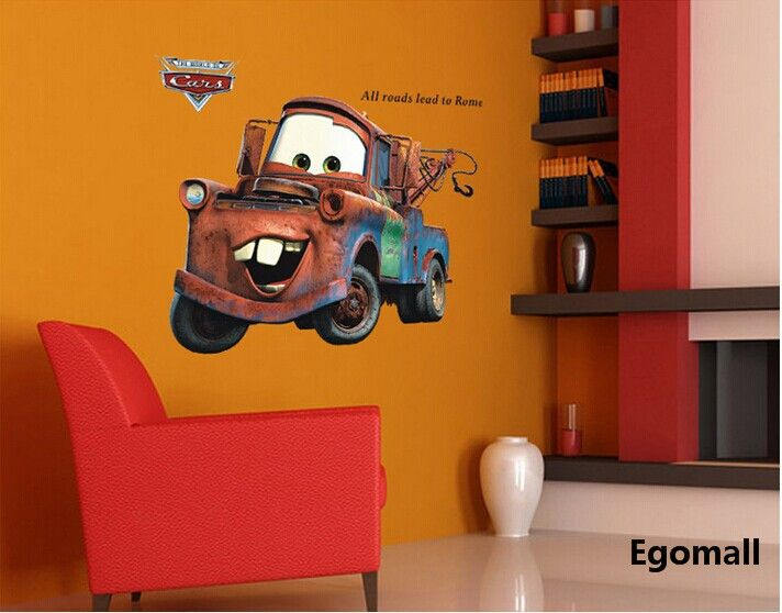 Cheap Sticker Home Decor, Buy Quality Sticker Decor Directly From China  Stickers For Bmx Bikes Suppliers: Removable Cartoon Car Child Room  Decoration Wall ... Part 80