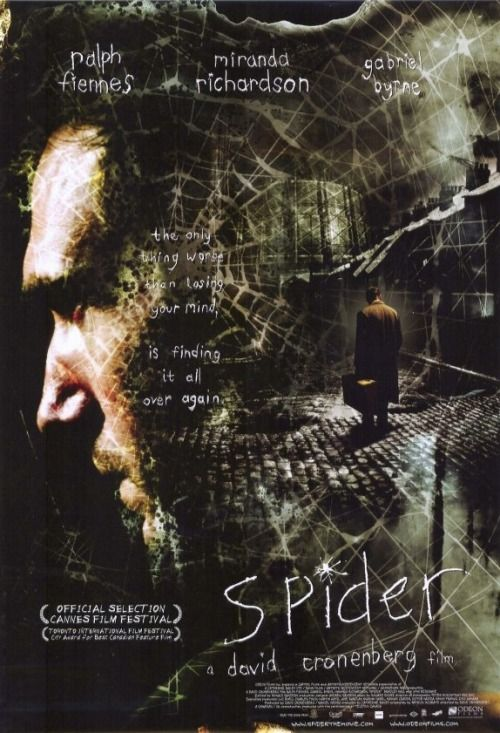 Spider Fuck Yeah Movie Posters!
