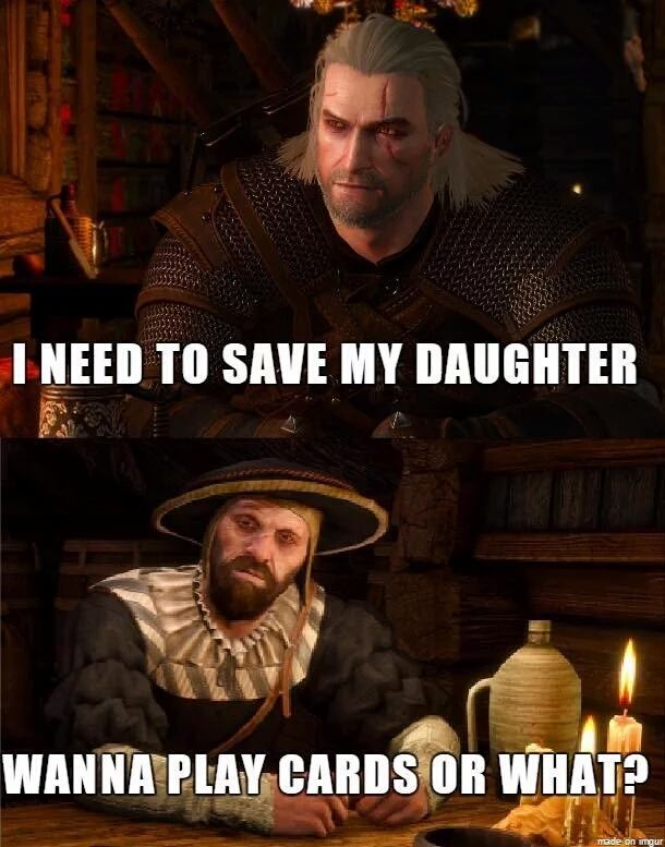 The Witcher 3 In A Nutshell The Witcher The Witcher 3 The