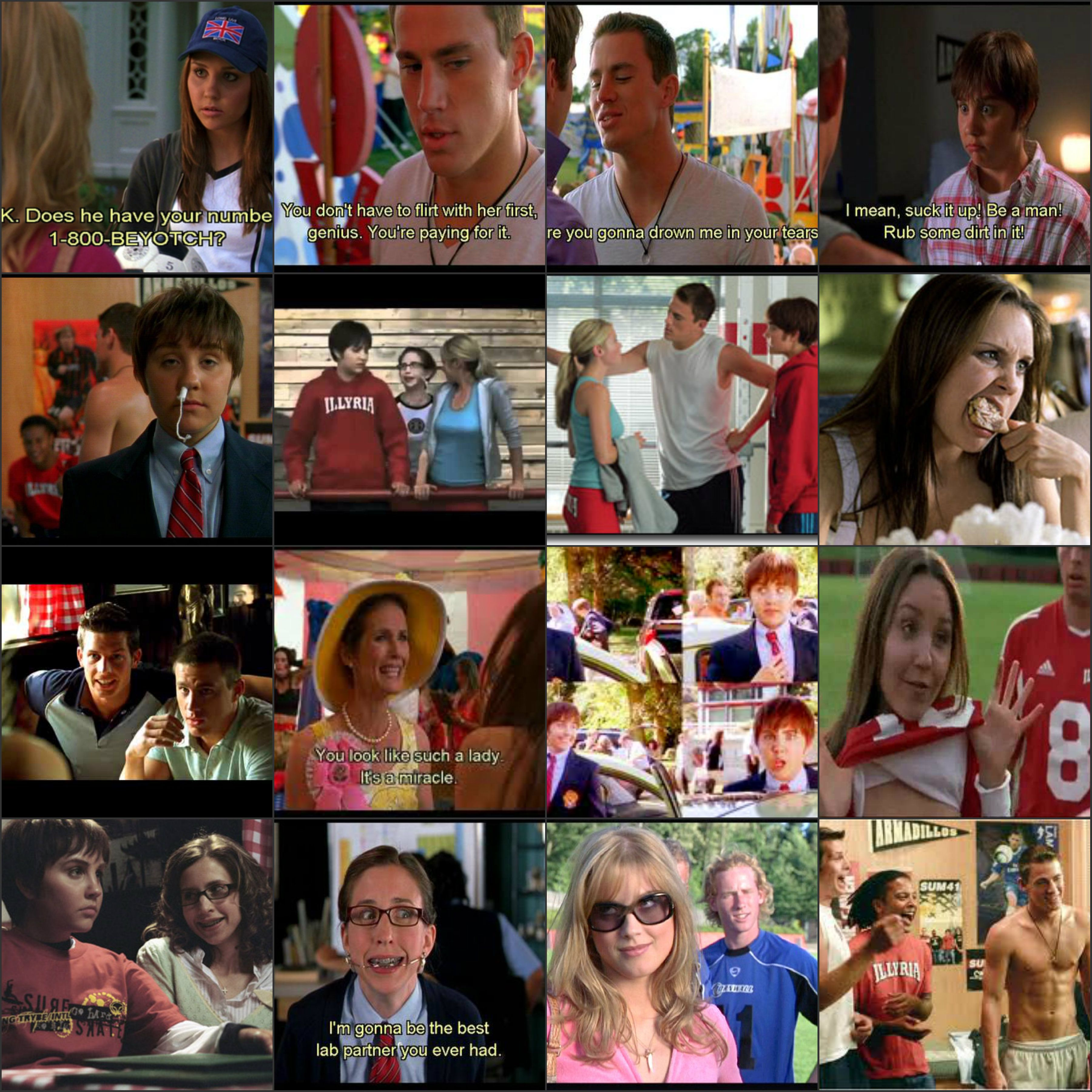 She's the Man collage ) Love this movie! Movies to
