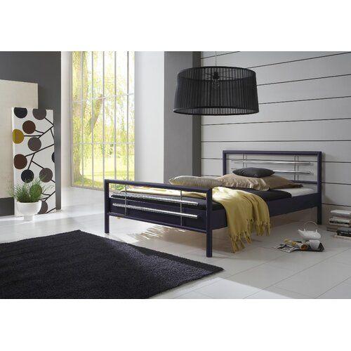 Photo of Brayden Studio metal bed plump | Wayfair.de