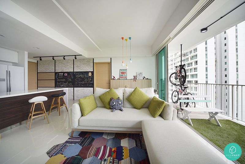Renovation Ideas For Home Under 100 Square Metres