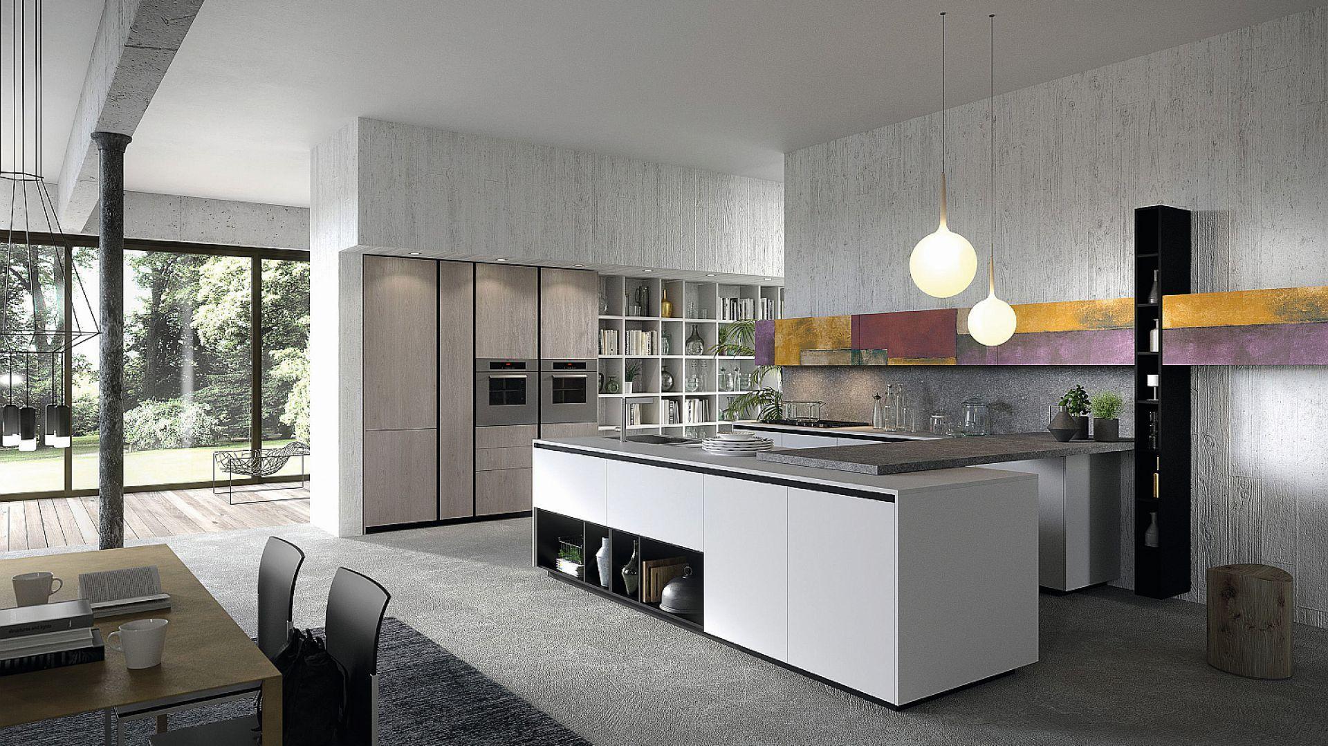 Wygodna Kuchnia 12 Pieknych Inspiracji Home Decor Kitchen Home