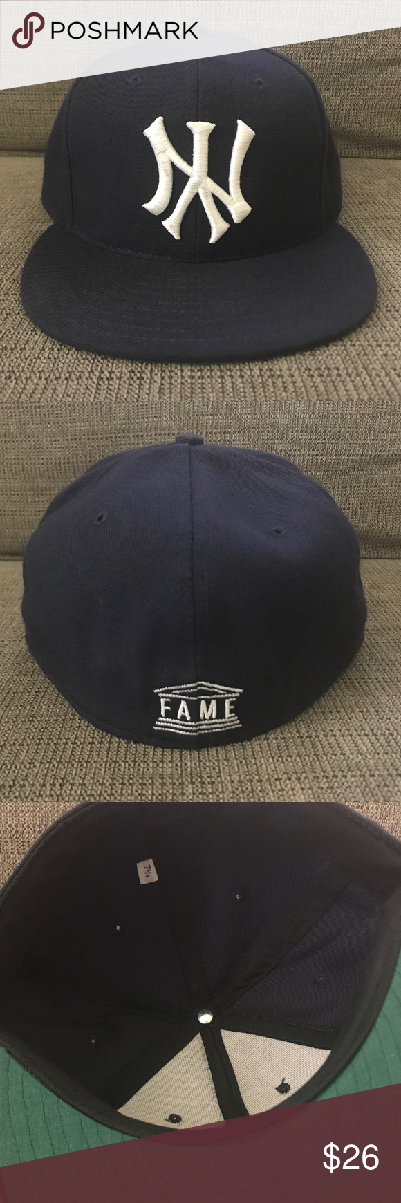 9ba3383f greece killlthehype upside down la hat for sale in carson ca offerup c95fc  58105; shopping hall of fame ny fitted cap hof did a series of team hats  with ...