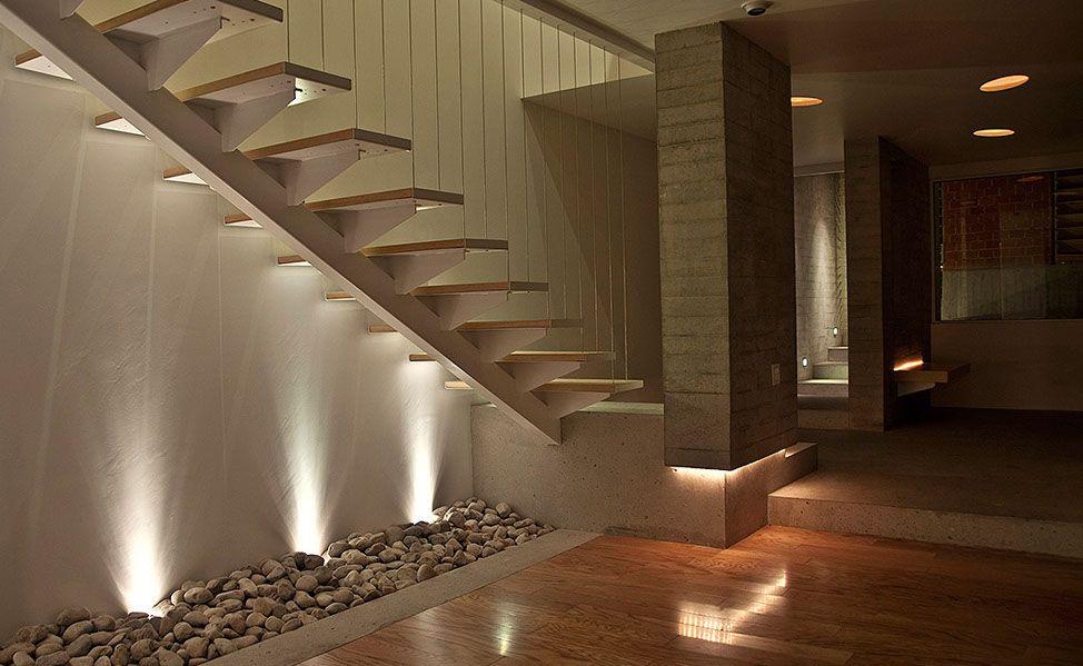 Transicion Escaleras Pinterest Escalera y Cocinas
