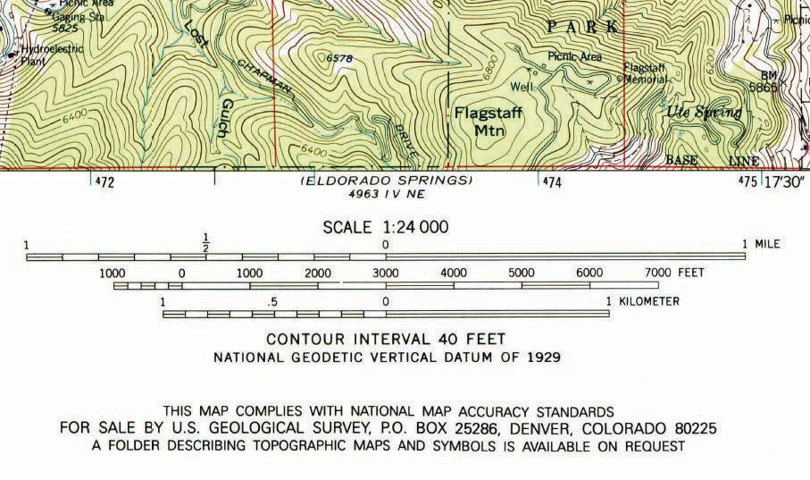 Usgs Topo Map Legend Google Search Maps And Graphics Pinterest - Us map legend