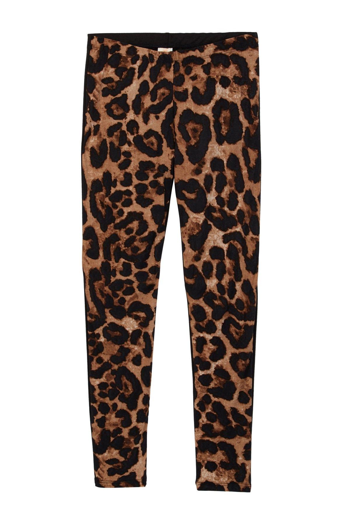 Foxy Lady Animal Print Leggings (Little Girls   Big Girls)   Products cc9426eeeb