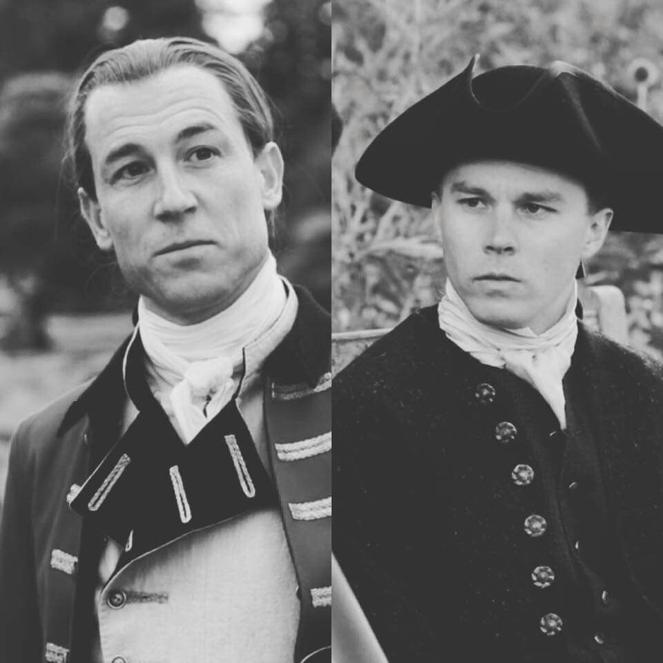 Incredible Castingas Black Jack And Alex Randall